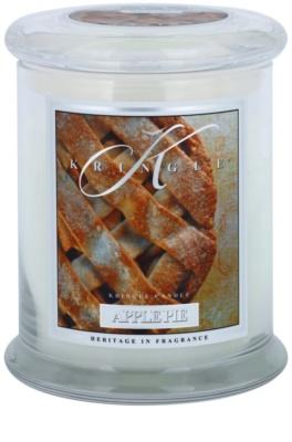 Kringle Candle Apple Pie ароматна свещ   среден