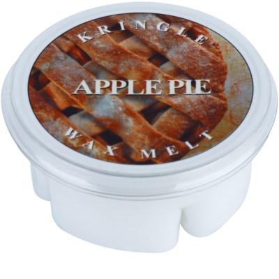 Kringle Candle Apple Pie ceară pentru aromatizator
