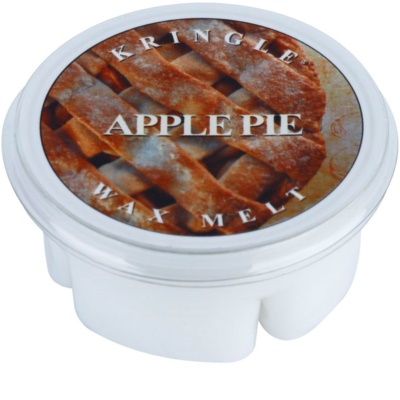 Kringle Candle Apple Pie cera derretida aromatizante