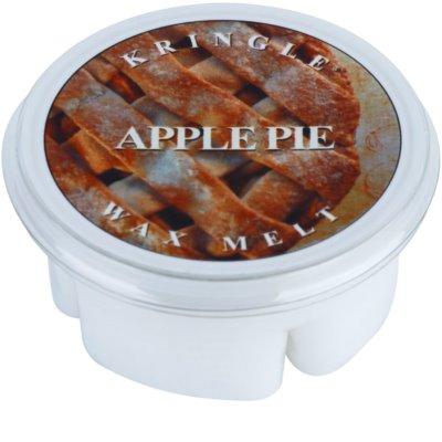 Kringle Candle Apple Pie illatos viasz aromalámpába