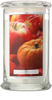 Kringle Candle Apple Pumpkin vela perfumado