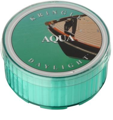 Kringle Candle Aqua čajová svíčka