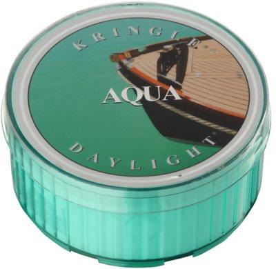 Kringle Candle Aqua vela de té