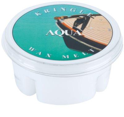 Kringle Candle Aqua cera derretida aromatizante