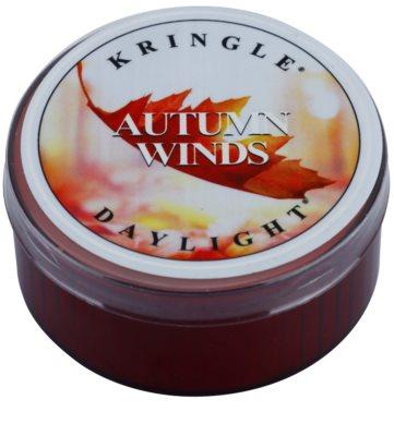 Kringle Candle Autumn Winds vela do chá