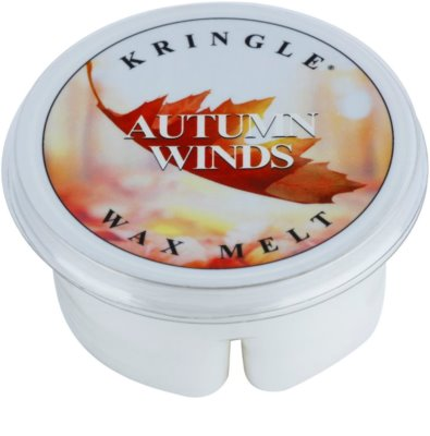 Kringle Candle Autumn Winds cera para lámparas aromáticas