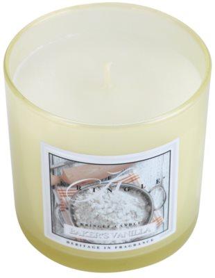 Kringle Candle Baker's Vanilla illatos gyertya   kicsi 1