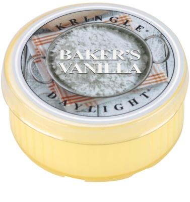 Kringle Candle Baker's Vanilla teamécses