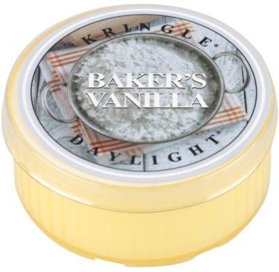 Kringle Candle Baker's Vanilla Teelicht
