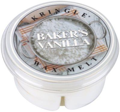 Kringle Candle Baker's Vanilla wosk zapachowy