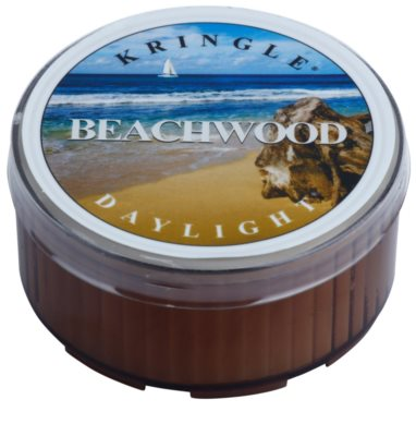 Kringle Candle Beach Wood čajová sviečka