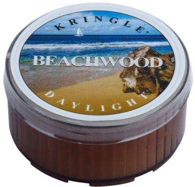 Kringle Candle Beach Wood vela de té