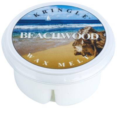 Kringle Candle Beach Wood illatos viasz aromalámpába