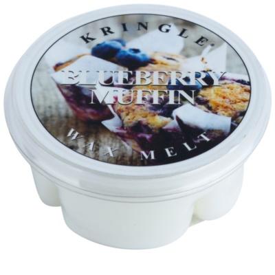 Kringle Candle Blueberry Muffin illatos viasz aromalámpába
