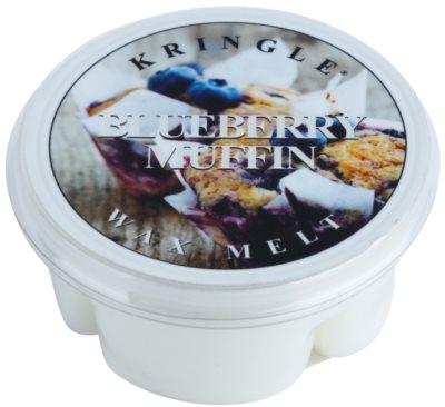 Kringle Candle Blueberry Muffin восък за арома-лампа