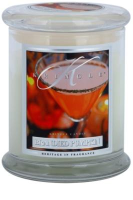 Kringle Candle Brandied Pumpkin Duftkerze   mittlere