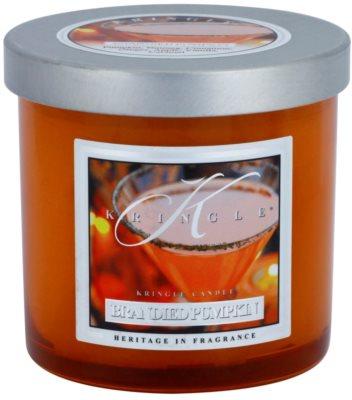 Kringle Candle Brandied Pumpkin illatos gyertya