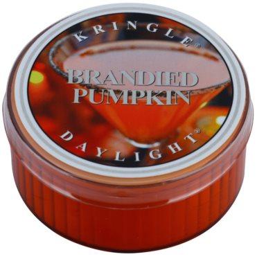 Kringle Candle Brandied Pumpkin vela de té