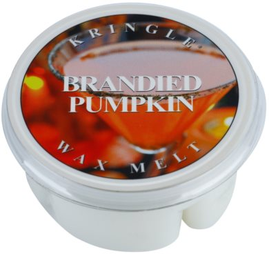Kringle Candle Brandied Pumpkin Wachs für Aromalampen