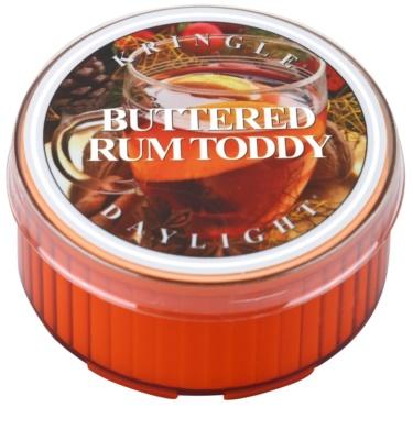 Kringle Candle Buttered Rum Toddy świeczka typu tealight