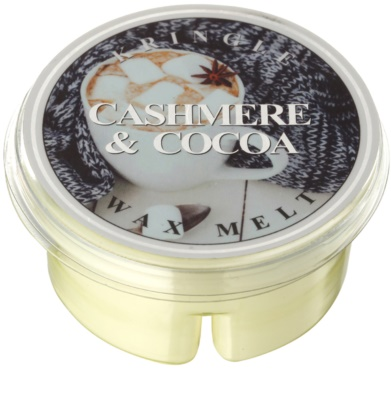 Kringle Candle Cashmere & Cocoa віск для аромалампи