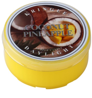 Kringle Candle Coconut Pineapple čajová sviečka