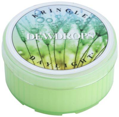 Kringle Candle Dew Drops čajová svíčka