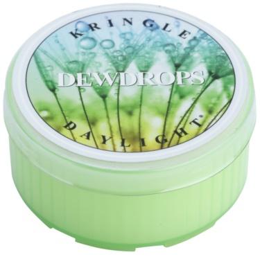 Kringle Candle Dew Drops vela de té