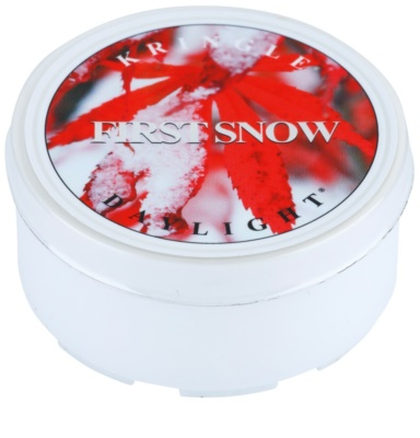 Kringle Candle First Snow lumânare