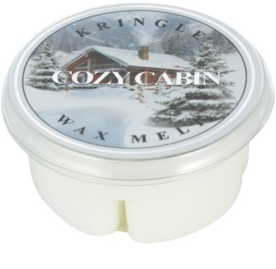 Kringle Candle Cozy Cabin vosk do aromalampy