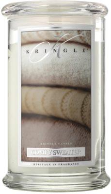 Kringle Candle Comfy Sweater lumanari parfumate