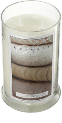 Kringle Candle Comfy Sweater lumanari parfumate 1