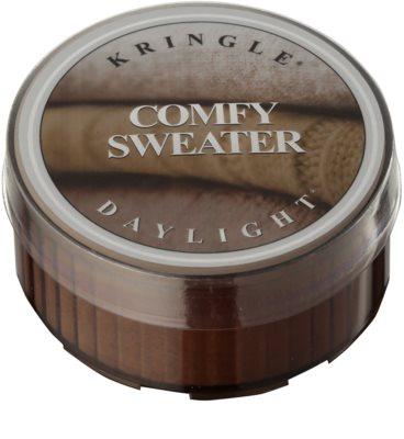 Kringle Candle Comfy Sweater świeczka typu tealight