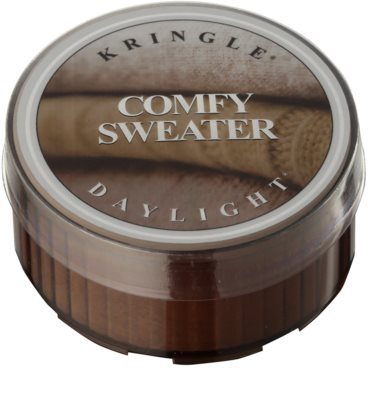 Kringle Candle Comfy Sweater Teelicht