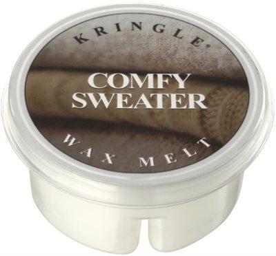 Kringle Candle Comfy Sweater Wax Melt