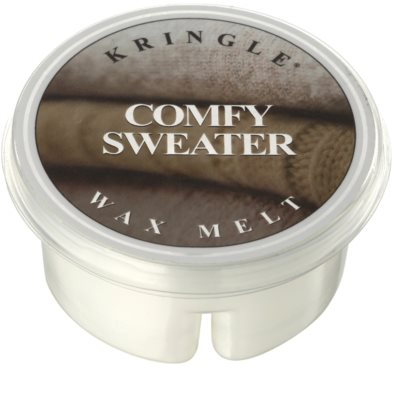 Kringle Candle Comfy Sweater wosk zapachowy