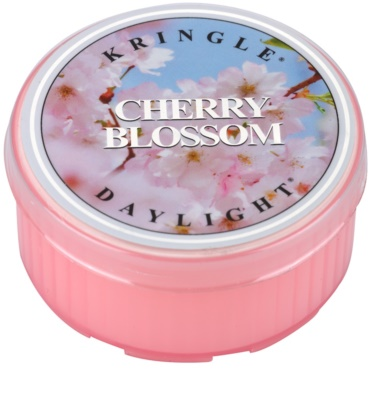 Kringle Candle Cherry Blossom vela de té