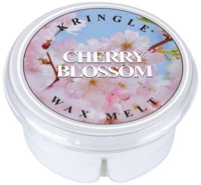 Kringle Candle Cherry Blossom cera para lámparas aromáticas
