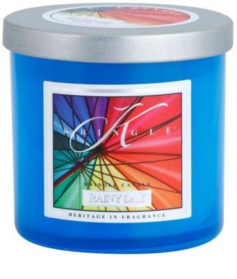 Kringle Candle Rainy Day vela perfumado