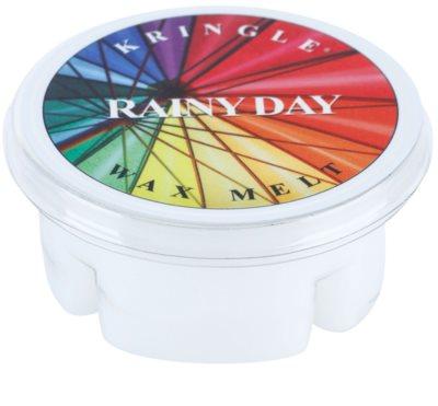 Kringle Candle Rainy Day cera para lámparas aromáticas