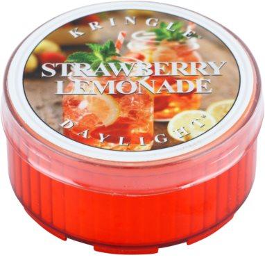 Kringle Candle Strawberry Lemonade Tealight Candle