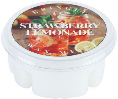 Kringle Candle Strawberry Lemonade віск для аромалампи