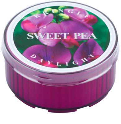 Kringle Candle Sweet Pea vela de té