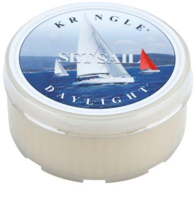 Kringle Candle Set Sail teamécses