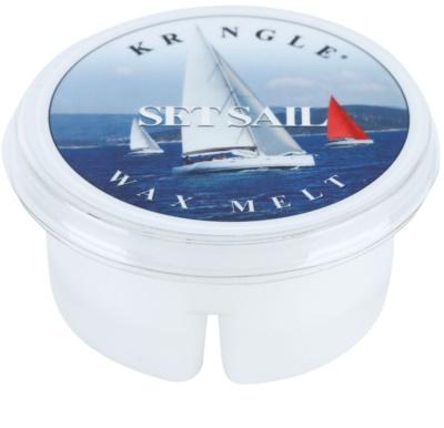 Kringle Candle Set Sail Wachs für Aromalampen