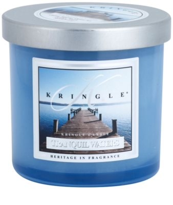 Kringle Candle Tranquil Waters illatos gyertya