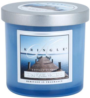 Kringle Candle Tranquil Waters vela perfumada