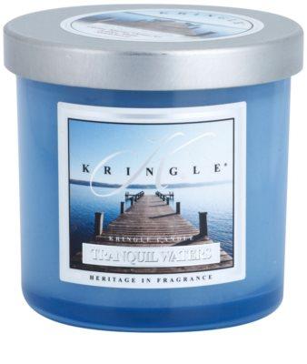 Kringle Candle Tranquil Waters vonná sviečka