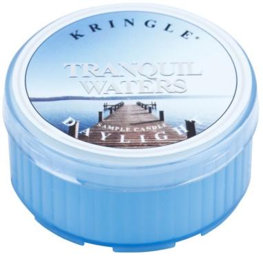 Kringle Candle Tranquil Waters čajová svíčka