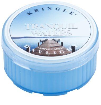 Kringle Candle Tranquil Waters čajová sviečka
